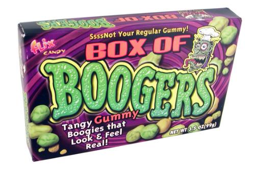 gummy boogers