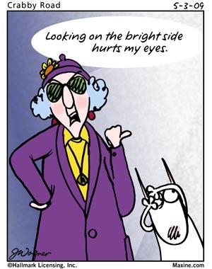 Maxine Bright Side