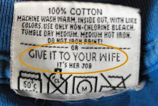 washinstructions