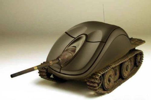 militarymouse