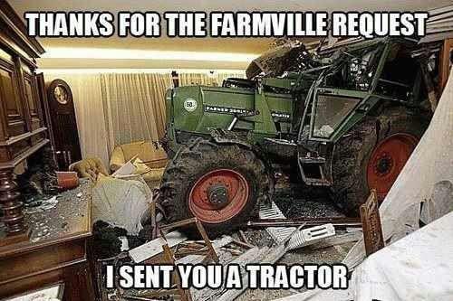 FarmvilleTractor