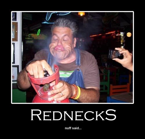 rednecksnuffsaid