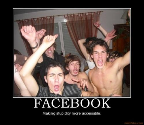 Facebook stupidity