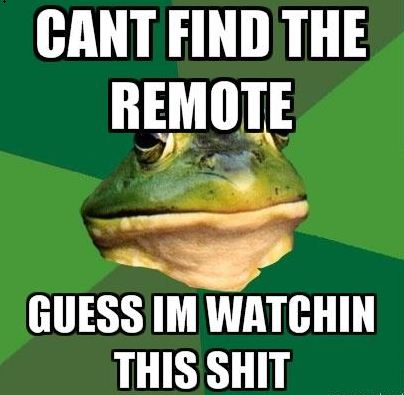 afoulbachcan't find the remote