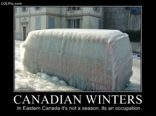 Canadian Winter Occupation
