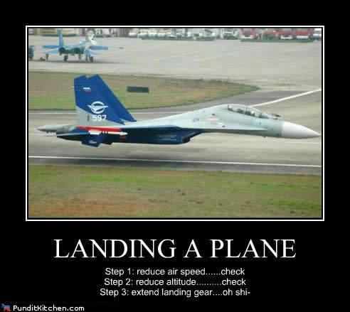 landing-plane