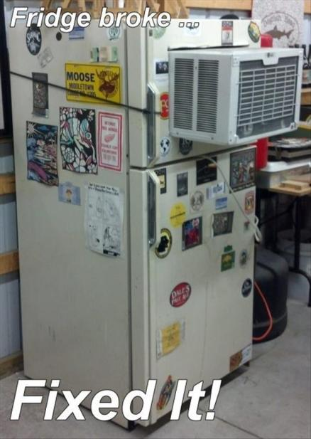 Howtofixfridge