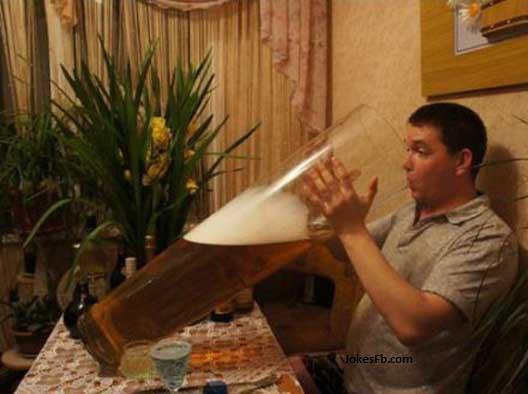 Funny-Man-Drinking-Beer
