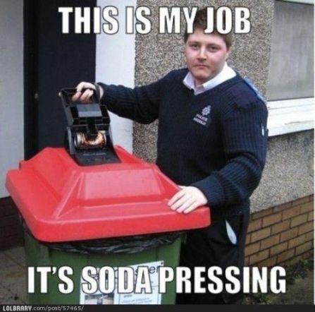 sodapressing