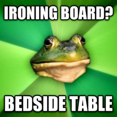 afoulironingboard