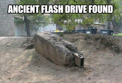 ancient-flash-drive-found