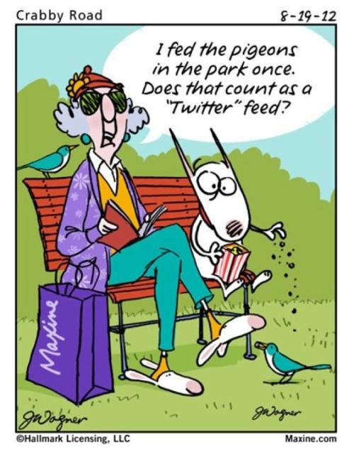 MaxineTwitterfeed