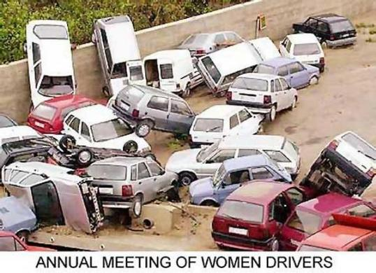 Funny Women Cars Drivers Photos (17)