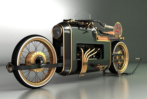 steampunkmotorcycle